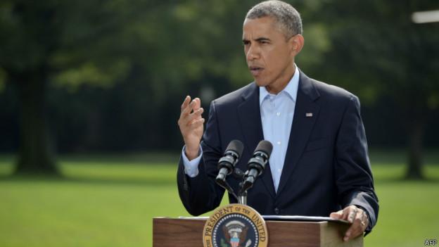 """Obama diz que solução no Iraque será de """"longo prazo"""""""