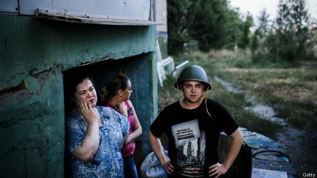 Refugiados (Getty)