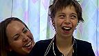 Киран Соркин с мамой