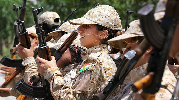 Mijeres Peshmerga