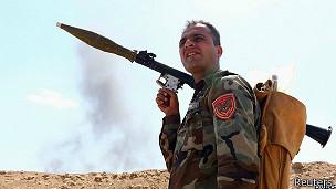 Soldado Peshmerga