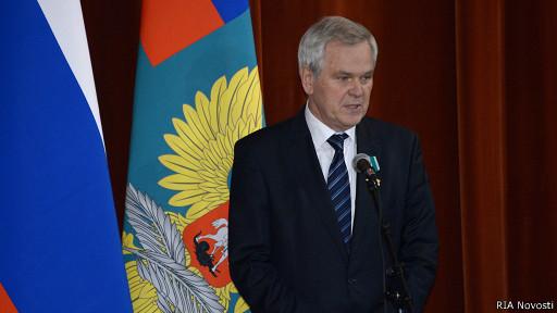 Посол РФ в Польше Александр Алексеев