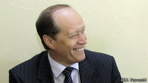 Посол РФ в Латвии Александр Вешняков