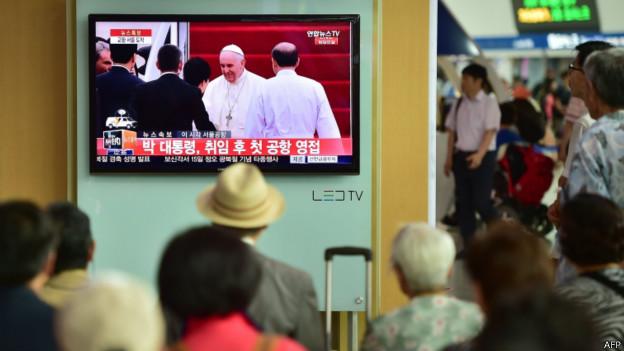 教皇方济各向习近平和中国人民发送问候