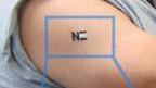 Tatuaje que convierte sudor en energía