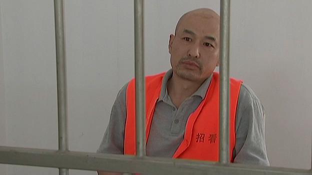 Miembro de la secta preso