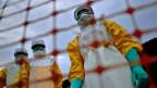 Médicos Sin Fronteras dice que el virus se está expandiendo más rápido de lo que pueden manejar.