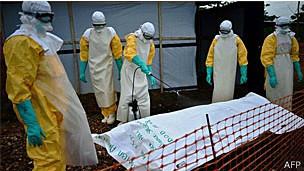 Majinyacin Ebola