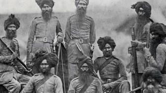 प्रथम विश्व युद्ध में लड़े भारतीय सिपाही