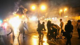 Protestas en Ferguson, Misuri