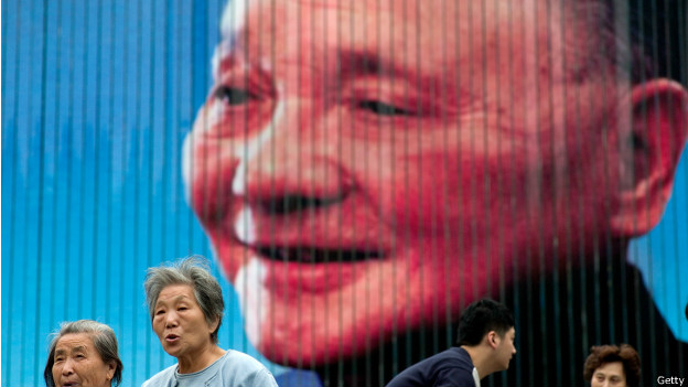 邓小平用否定毛的文革、推动改革奠定了自己的历史地位