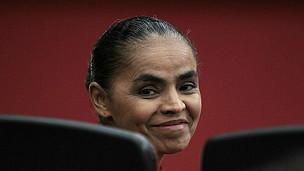 A ex-senadora Marina Silva (AP)