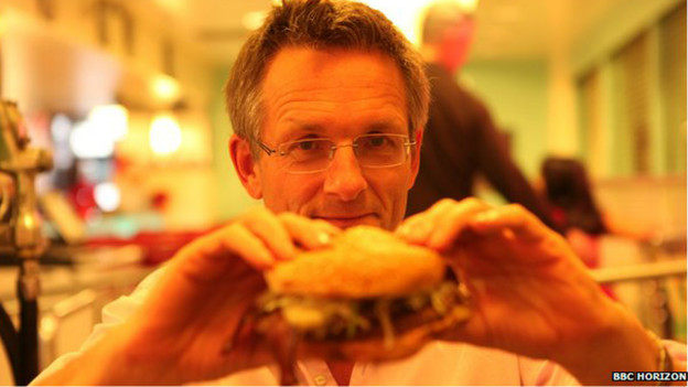 Michael Mosley (Foto: BBC Horizon)