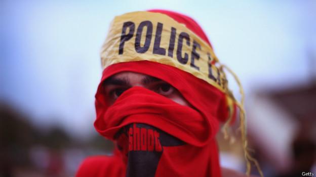 protestas en Misuri