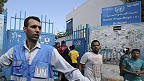 Trabajador de la ONU, Gaza