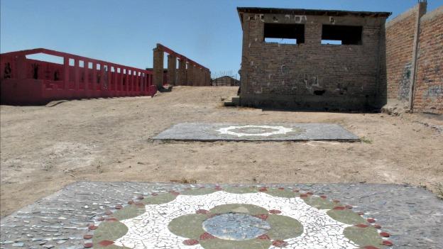 Finca La Gallera donde El Pozolero disolvía gente por encargo