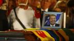 Funeral de Eduardo Campos   Foto: Reuters