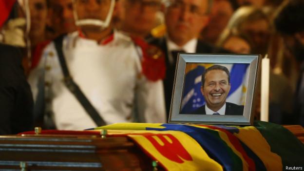 Funeral de Eduardo Campos