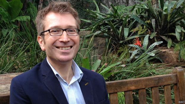 Andrew Hoskins (BBC)