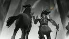 Imagen de la portada del juego Blind Legend