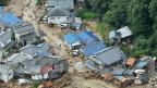 Deslizamiento en Japón