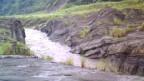 Cañón del río Daan en Taiwán