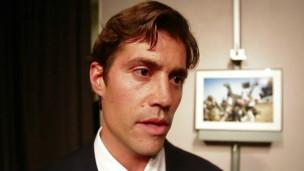 El periodista estadounidense James Foley