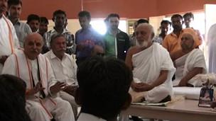 पालीताणा में हिंदू संगठन