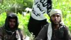 دولت اسلامیہ کے جنگجؤوں کا ویڈیو پیغام