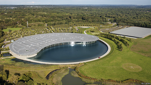 Sede de McLaren