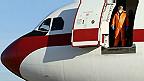 Transporte de pasajero con ébola