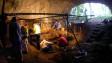 Escavações em Cueva Morin, na Espanha | Foto: Thomas Higham