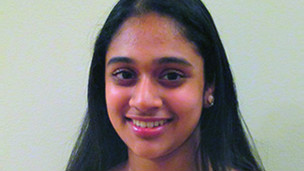 Trisha Prabhu (Foto: Google)