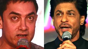 आमिर ख़ान, शाहरुख़ ख़ान