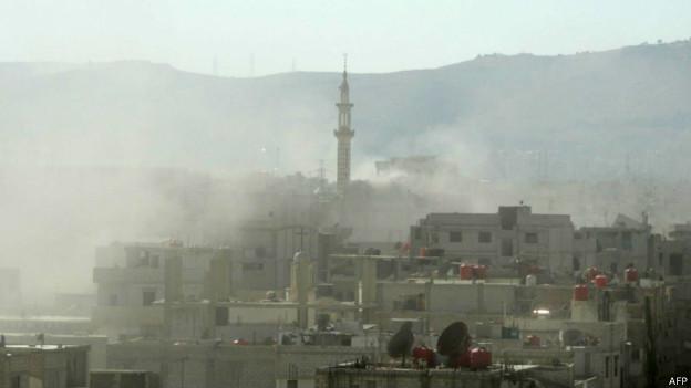 Ghouta | Foto: AFP