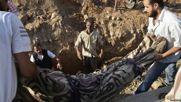 Ghouta | Foto: Reuters
