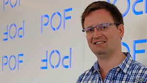 Markus Frind