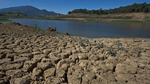 Sistema Cantareira (AFP)