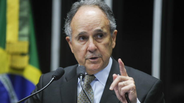 Cristovam Buarque (Marcos Oliveira/Agência Senado)