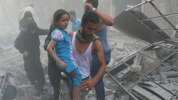 Mortos em conflito na Síria já superam 191 mil, diz ONU