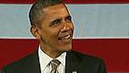 Obama rechaza el reto del balde de agua helada