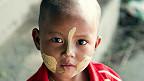 бирманский мальчик