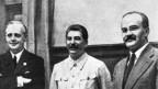 Подписание пакта Молотова-Риббентропа (23 августа 1939 г.)