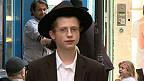 Ортодоксальный еврей в Париже
