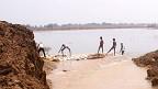 छत्तीसगढ़ बांध एनटीपीसी बाढ़