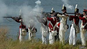 reconstrucción histórica de 1812