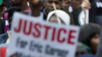 EE.UU.: protestas en Nueva York por caso de hombre asfixiado por un policía