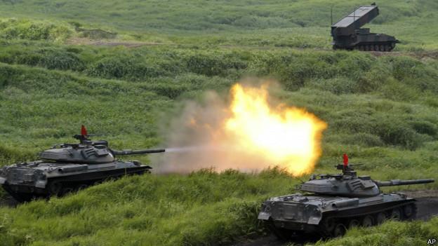 जापान, युद्ध अभ्यास