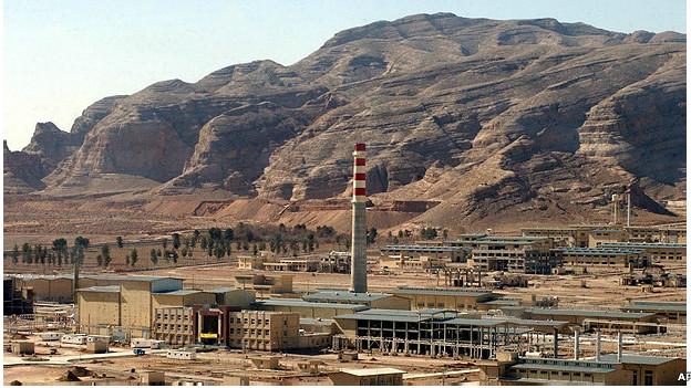 ईरान का परमाणु प्रतिष्ठान