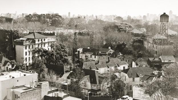 Barrio de Agronomía en la época de Julio Cortázar.